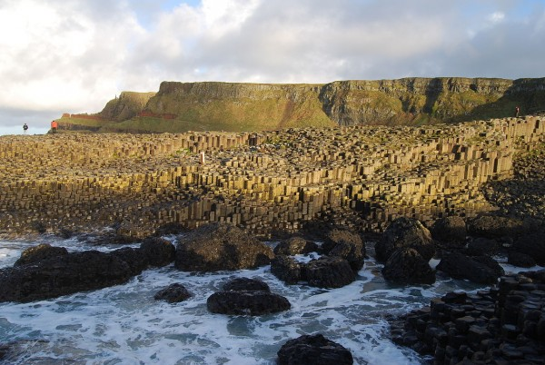 Shore Excursion For Cruise passengers in Belfast: Giants Causeway and Belfast City.
